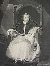1860 PRINT ~ THE ROMAN PONTIFF PIUS VII