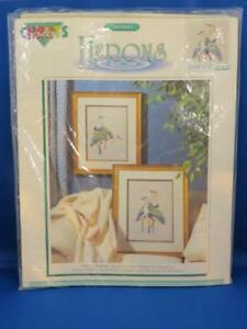 HERONS Counted Cross Stitch Kit RIOLIS