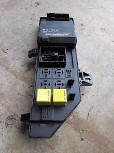 saab 9 3 interior under dash fuse box 460023260 w body. Black Bedroom Furniture Sets. Home Design Ideas