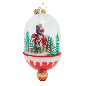 The Christmas Cottage 2019.Details About New 2019 Radko Christmas Ornament Christmas Cottage