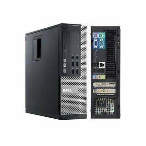 DELL Optiplex 7010 SFF Intel Pentium G-Series Desktop 8GB RAM 120GB SSD Win-10