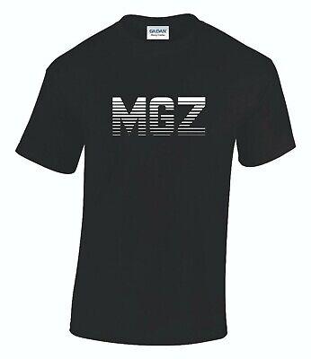 New Boys Girls Kids Morgz Youtuber Gaming Gamer Team Mogz MGZ T Shirt Top 3-15 T