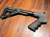 Mesa Tactical & Magpul Stock Kit Mossberg 500 12 Gauge Pistol Grip 6 Position