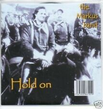 (369O) The Markus Band, Hold On - DJ CD