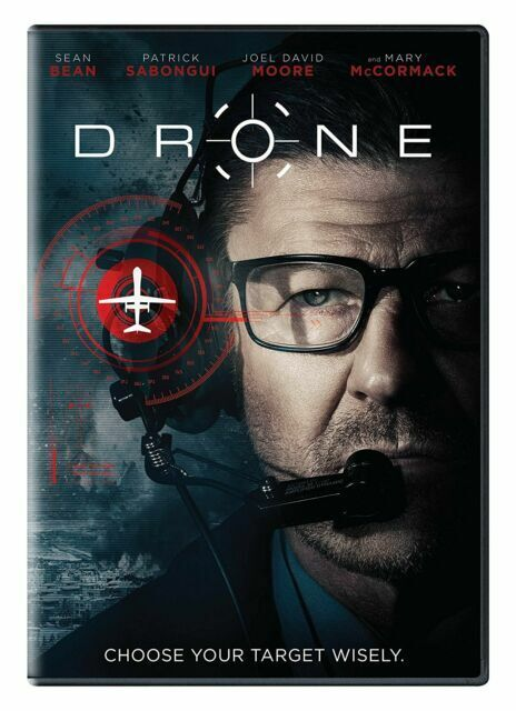 Drone DVD, 2017, Unrated, Widescreen Brand New Factory Sealed - $5.50