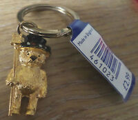 Teddybear Bear Keyring London Beefeater Souvenir Collectable Item