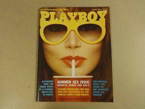 ENGLISH-MAGAZINE-PLAYBOY-AUGUST-1982