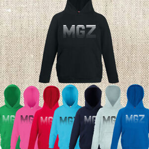 Inventif Morgz Sweat à Capuche Top Fun Cool Merch Top Hits Youtuber Cadeau Sweat à Capuche Farce Garçons Filles-afficher Le Titre D'origine