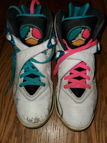 Nike Air Jordan Retro 8 Mens Size 8.5 Basketball S