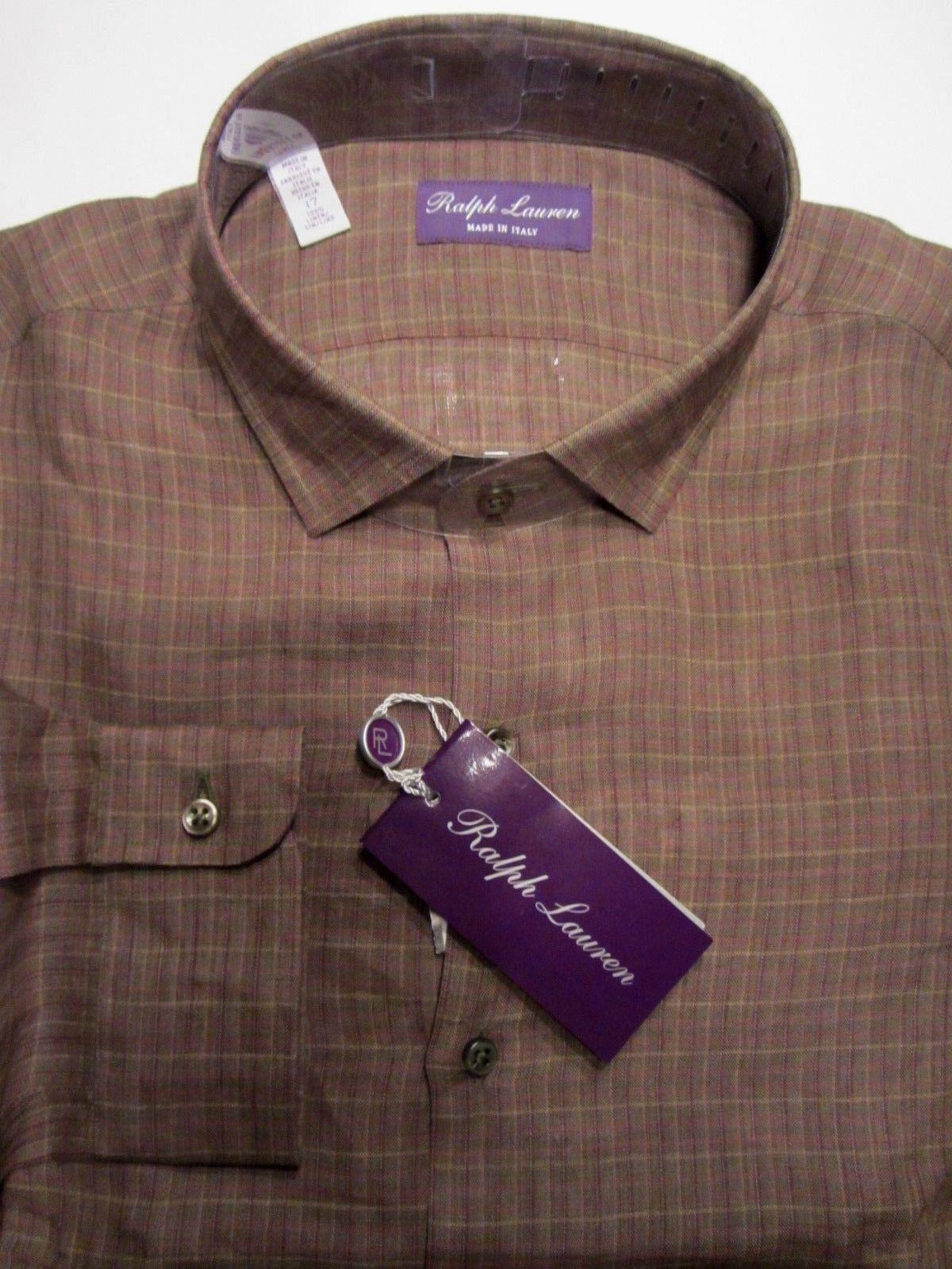 Ralph Lauren Purple Label 43 17 Inch. X L
