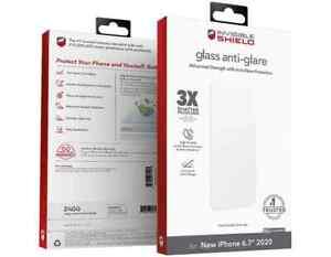 ZAGG - Invisible Shield Glass Anti -Glare  Protector for Apple iPhone 12 Pro Max