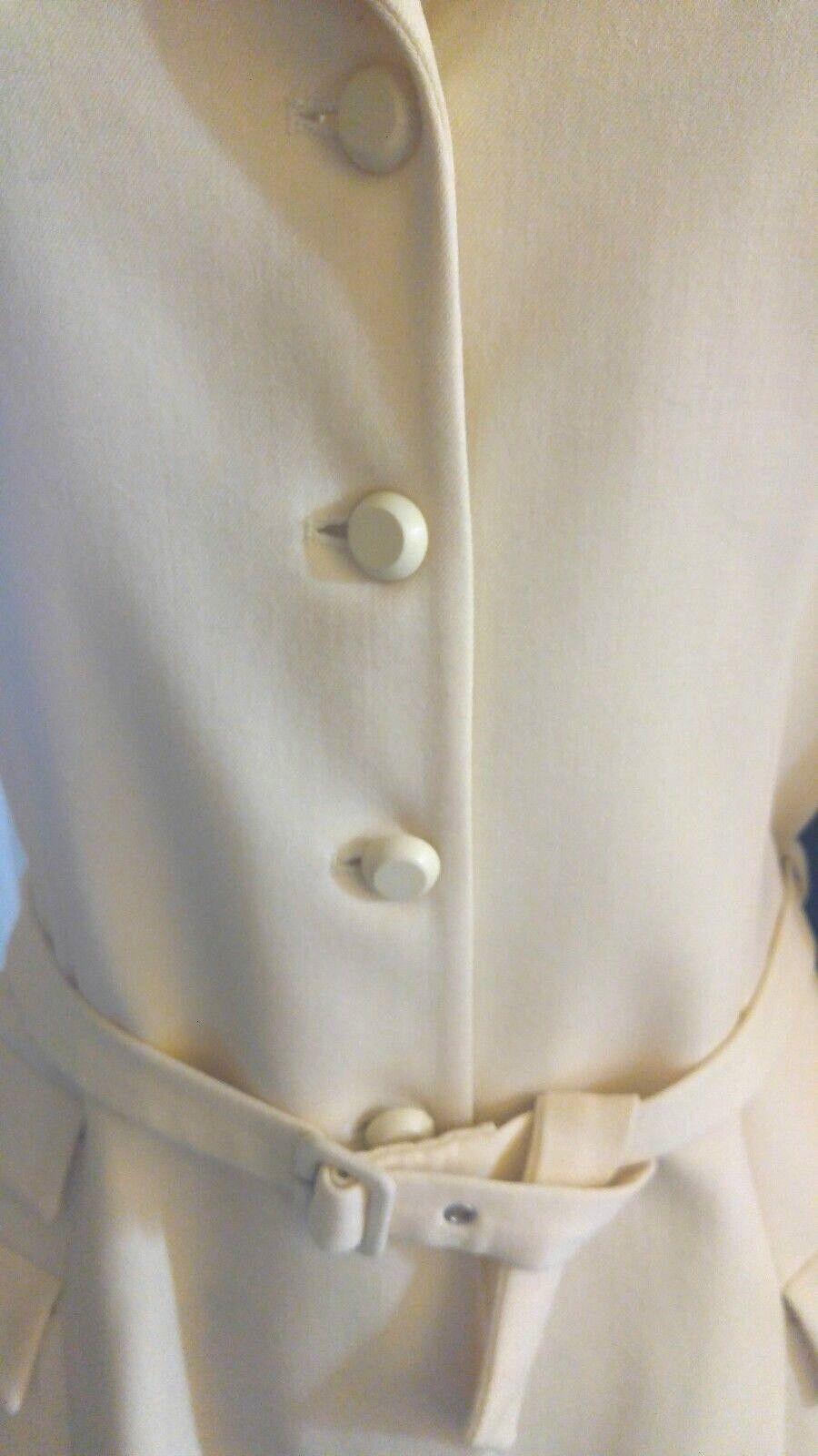 ANNA SUI 90s Vintage Wool Jacket M $550 - image 3