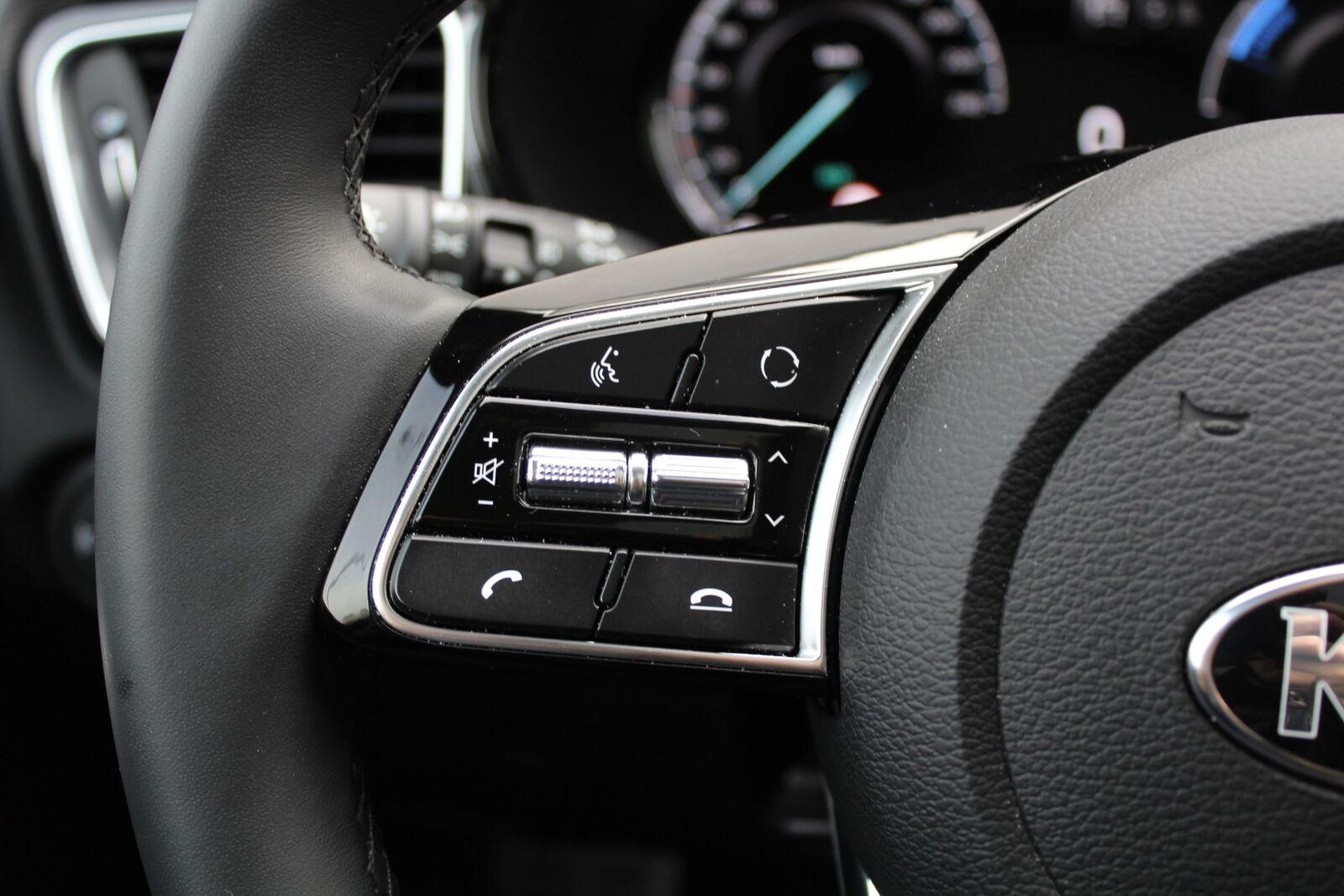 Kia XCeed 1,6 PHEV Upgrade+ DCT - billede 12