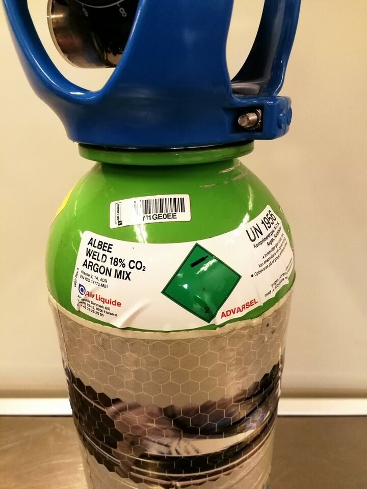 Weld Argon Mix / Atal 5 Liter, Air Liquide