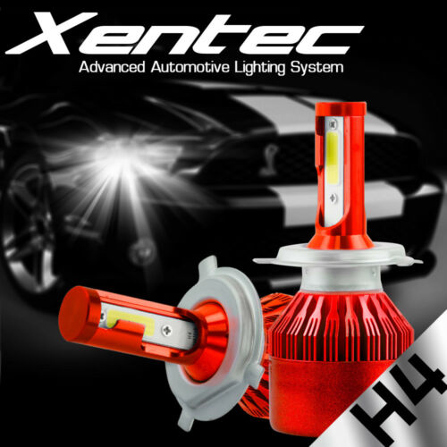 H4 9003 HB2 1020W 153000LM CREE LED Conversion Headlight KIT Hi//Low Beam 6000K