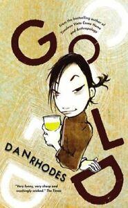 Very-Good-Gold-Paperback-Dan-Rhodes-1841959537