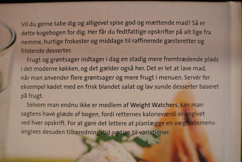 sundt og let med weight watchers, oversat af vibeke