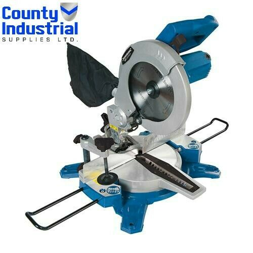 DIY 1450W Sliding Mitre Saw 210mm 240V