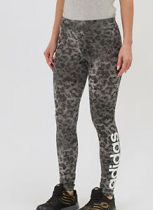Adidas Print Kids Leggings 12 11 9 Leopard Ages Girls Linear Aop 10 MpqSUzVjLG
