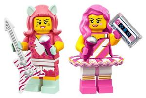 The LEGO Movie 2 Series Minifigures Candy Rapper
