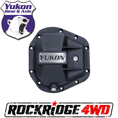 Teraflex Heavy Duty Steel Differential Cover for CRD60R and Dana 60 W// Load Bolt