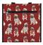 Mops-Tasche-Hund-Signare-Gobelin-Einkaufstasche-Einkaufsbeutel-Shopper-Tapestry Indexbild 1