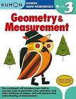 Grade 3 Geometry and Measurement by Kumon (Paperback, 2008)