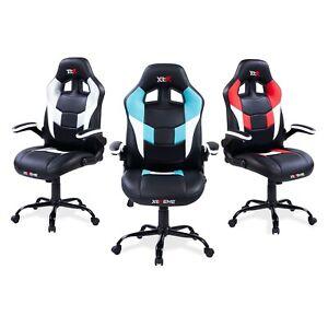 Silla gaming, sillon oficina o despacho, estudio o escritorio, Gamer XTR 30
