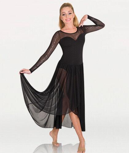 A Pedido Twinkle Espalda Baja Vestido Largo Cuello Cariño Lírico Traje De La Danza-ver Tienda Online