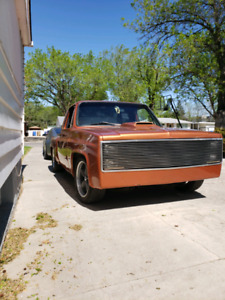 1987 Chevy Step Side