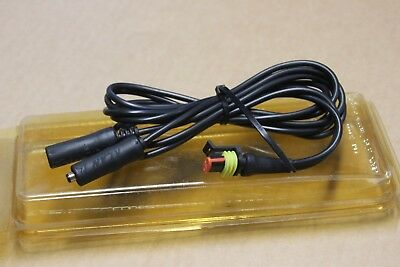 "Cable D'alimentation En "" Y "" Frugal Neuf Cordon Cable Klan"