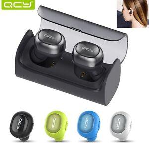 QCY Q29 Q26 Mini True Wireless Bluetooth Stereo Headset Earphone Inear Headphone