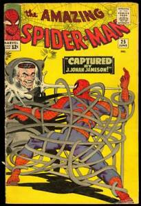 AMAZING-SPIDER-MAN-25-1ST-CAMEO-MARY-JANE-WATSON