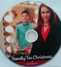 Family For Christmas,   DVD of Hallmark Movie ,  Disc Only, No Case