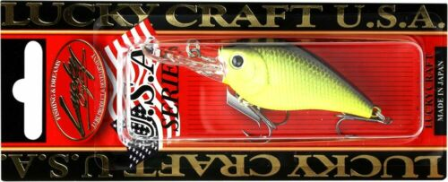146 TO Chart LUCKY CRAFT LC 1.0DD DRS ~Deep Rattle Sound~