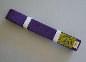 Guertel-violett-Taekwondo