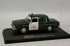 Ixo Presse 1/43 - Renault 10 Guardia Civil Espagnole