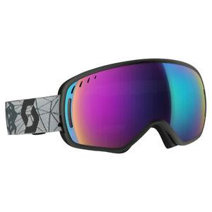 Scott LCG Goggles | CHROME LENS | Red, Black, White, Blue NEW | 260565