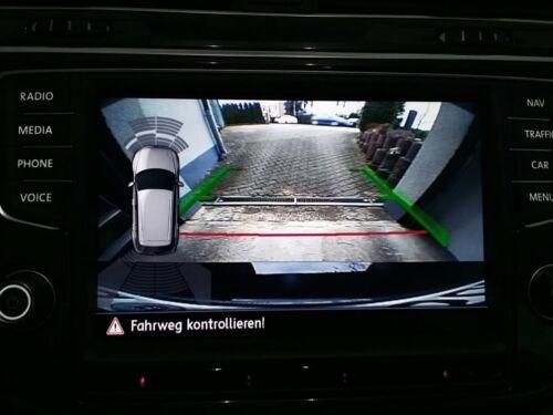 Originales de VW volkswagen camara de vision trasera Touran MIB discover Media Plus composition