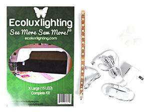Ambitieux Ecoluxlighting Xl 15 Led Kit Complet
