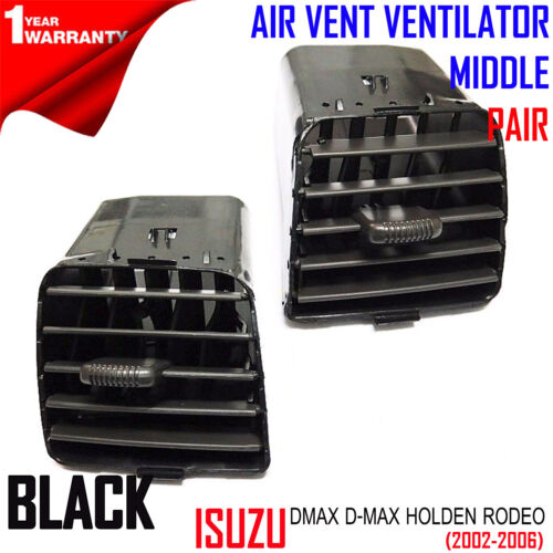 AIR VENT VENTILATOR MIDDLE LEFT SIDE FOR ISUZU DMAX D-MAX HOLDEN RODEO 2002-2006