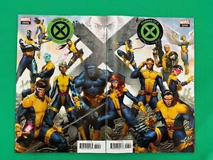 House-Of-X-4-amp-Powers-Of-X-4-Molina-Connecting-Variant-Set-2019-Marvel