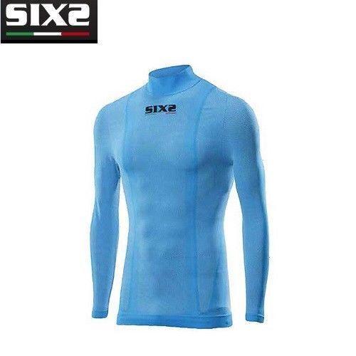 Vest LONG Sleeve SI2S TS3 C Light bluee LONG SLEEVED SIX2 TS3 C Light B