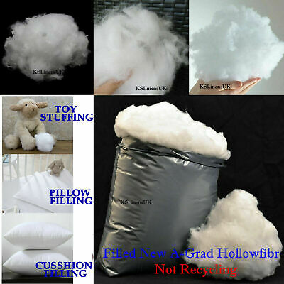 Hollow Fibre Polyester Filling Soft Stuffing Toy Teddy Bear Cushion Pillow