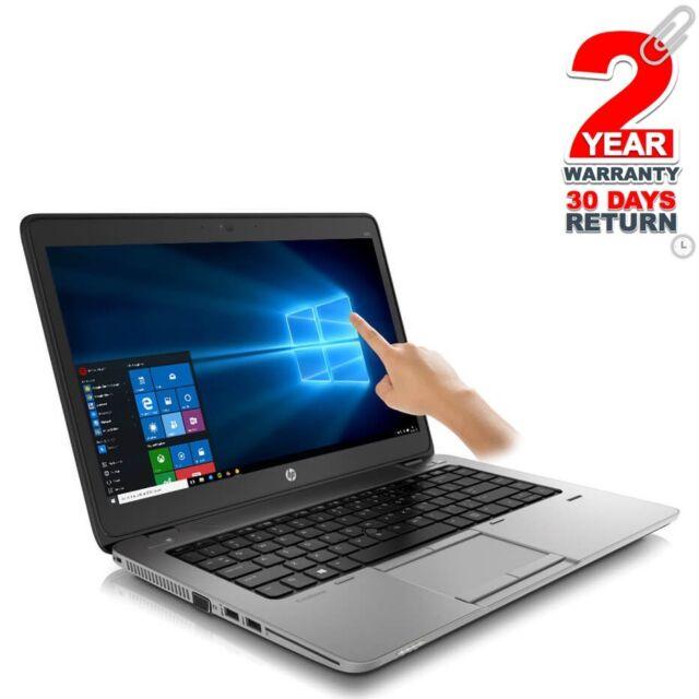 "HP EliteBook G1 Ultrabook 14"" FHD Touch (Intel Core i5 4X00u, 256GB, 16GB RAM)"