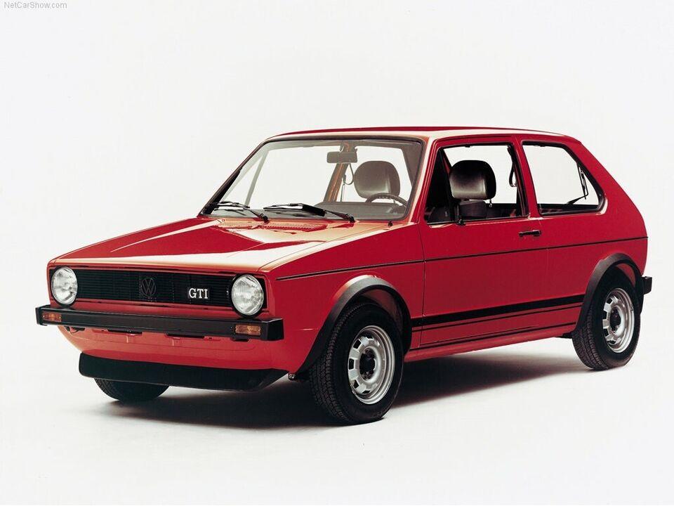 fjedresæt / nyt helt nye, VW Golf 1 cabriolet golf 3
