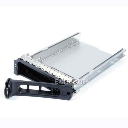 """3.5/"""" SAS SASTu HDD Hard Drive Tray Caddy for Dell 1900 1950 2950 2900 2970 F9541"""