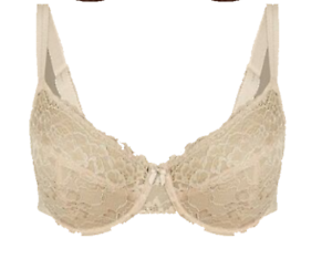Size 32 to 42 BN M/&5 WHITE All Over Lace Underwired Full Cup Bras B-C-D