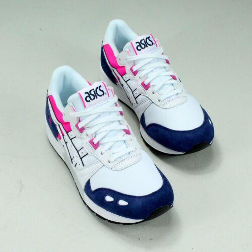 Shoes Gel Asics peacoat Taglia 10 da New Lyte Scarpe White Uk In 9 Box 6 8 7 ginnastica wEwpqx
