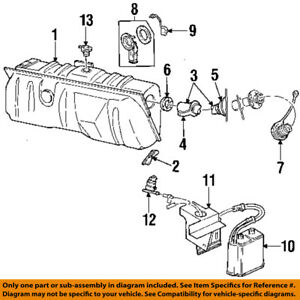Details about FORD OEM-Fuel Tank Vent Valve E7DZ9B593A on